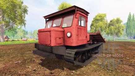 TT-4 [construir] para Farming Simulator 2015
