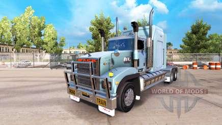 Mack Titan Super Liner para American Truck Simulator