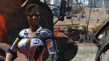 Courser X-92 Power Suit para Fallout 4