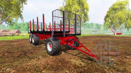 Kroger Timber v2.0 para Farming Simulator 2015