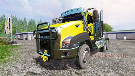 Caterpillar CT660 para Farming Simulator 2015