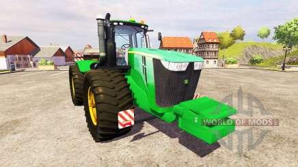 John Deere 9510R v2.0 para Farming Simulator 2013