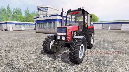 MTZ-920.2 Bielorrússia para Farming Simulator 2015