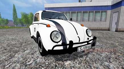 Volkswagen Beetle Turbo Rally v0.5 para Farming Simulator 2015