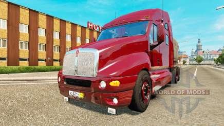 Kenworth T2000 para Euro Truck Simulator 2