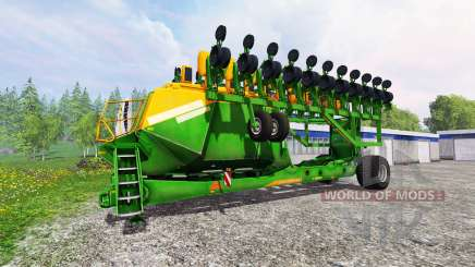 Amazone X16001 para Farming Simulator 2015