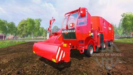 Kuhn SPV 14 XXL [red] para Farming Simulator 2015