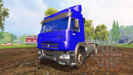 KamAZ-5460М para Farming Simulator 2015