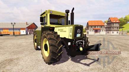 Mercedes-Benz Trac 1600 Turbo para Farming Simulator 2013