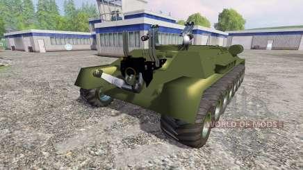 T-34 v0.1 para Farming Simulator 2015