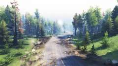 Gorno-Altaysk para Spin Tires