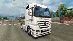 Pele Intermarket na unidade de tracionamento Mercedes-Benz para Euro Truck Simulator 2