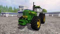 John Deere 4850 para Farming Simulator 2015