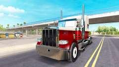 A Revolução de pele para o caminhão Peterbilt 389 para American Truck Simulator