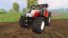 Steyr CVT 6195 para Farming Simulator 2015