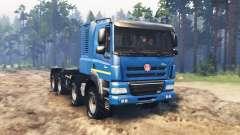 Tatra Phoenix T 158 8x8 [03.03.16] para Spin Tires
