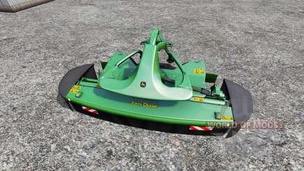 A John Deere F310R и R870R para Farming Simulator 2015