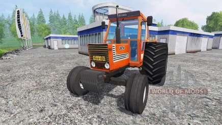 Fiat 980 v1.2 para Farming Simulator 2015