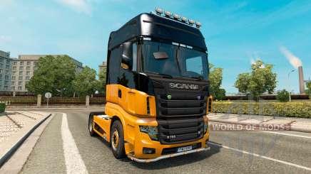Scania R700 v2.5 para Euro Truck Simulator 2
