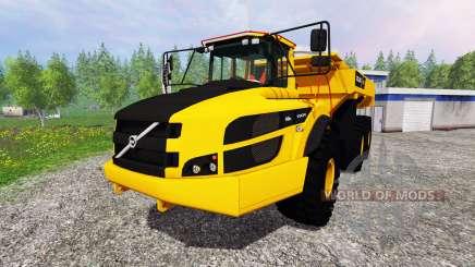Volvo A40G 2014 para Farming Simulator 2015