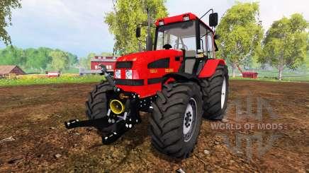 Bielorrússia 1221.4 v1.0 para Farming Simulator 2015