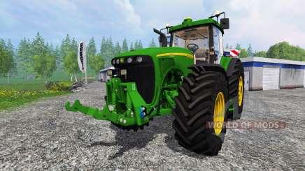 John Deere 8520 para Farming Simulator 2015