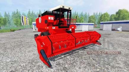 Laverda M152 para Farming Simulator 2015