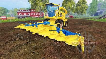 New Holland FX48 v1.1 para Farming Simulator 2015