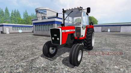 Massey Ferguson 698 v2.0 para Farming Simulator 2015