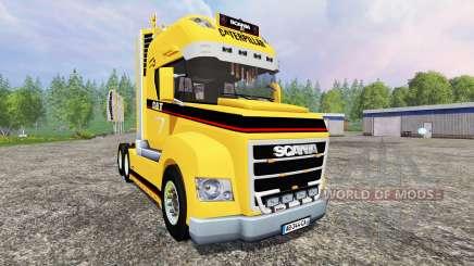 Scania STAX Concept 2002 para Farming Simulator 2015