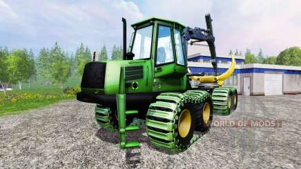 John Deere 1110D v1.2 para Farming Simulator 2015