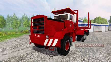 Hayes HDX para Farming Simulator 2015