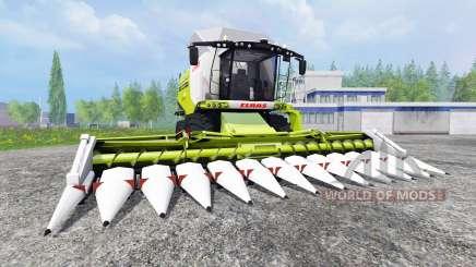 CLAAS Lexion 780 v1.4.1 para Farming Simulator 2015