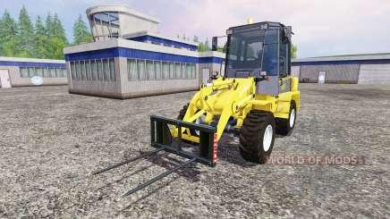Zettelmeyer ZL 602 para Farming Simulator 2015