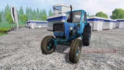 YUMZ-6L [azul] v2.0 para Farming Simulator 2015