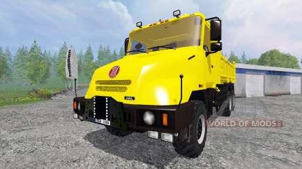 Tatra T 163 Jamal para Farming Simulator 2015