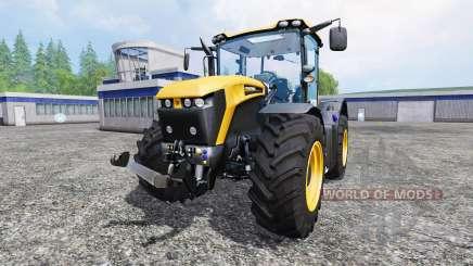 JCB 4190 Fastrac v2.0 para Farming Simulator 2015