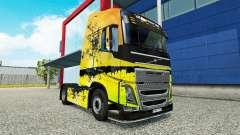 Árvore de pele para a Volvo caminhões para Euro Truck Simulator 2
