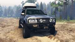 Toyota Land Cruiser 200 para Spin Tires