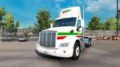 Consildated pele para o caminhão Peterbilt 579 Dia Cab para American Truck Simulator