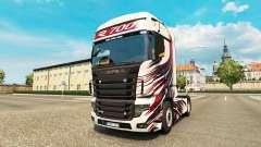 MT Design pele para a Scania caminhão R700 para Euro Truck Simulator 2