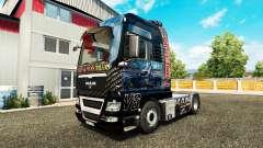 Pele De need for Speed Carbon para trator HOMEM para Euro Truck Simulator 2