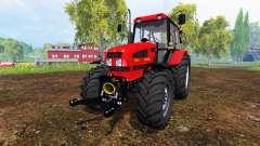 Bielorrússia 1221.4 v4.0 para Farming Simulator 2015