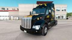 DeWalt pele para o caminhão Peterbilt para American Truck Simulator