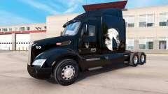 Pele de lobo para o caminhão Peterbilt para American Truck Simulator