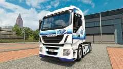Ital trans pele para Iveco unidade de tracionamento para Euro Truck Simulator 2