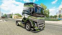 Pele Conceito de Imagem para a Volvo caminhões para Euro Truck Simulator 2