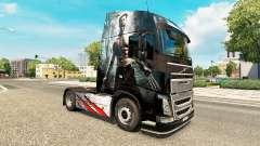 Pele de Wolverine para a Volvo caminhões para Euro Truck Simulator 2