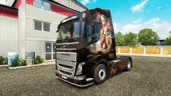 Egito a Rainha da pele para a Volvo caminhões para Euro Truck Simulator 2