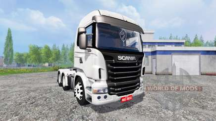 Scania R480 para Farming Simulator 2015